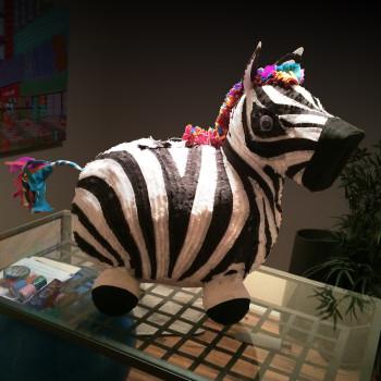 zebra-pinata
